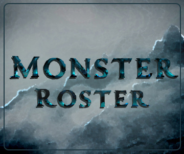Monster Roster: Dungeon World Monster Manual