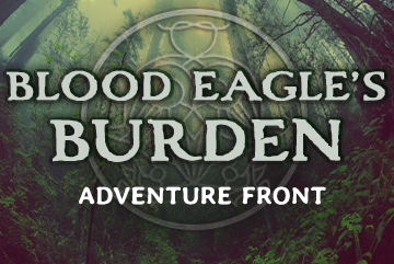 Blood Eagle's Burden: Adventure Front
